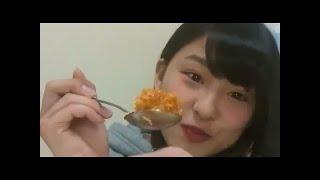 チーズタルトつくり. (2016/12/10) (21:40配信開始) 佐藤七海 (AKB48 チ...