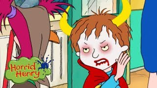 Horrid Henry - Vampire Diaries | Cartoons For Children | Horrid Henry Full Episodes | HFFE