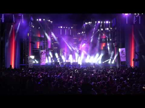 Mohamed Hamaki - Omroh Ma Yeghib (Live - Porto Sokhna) | محمد حماقي - عمره ما يغيب