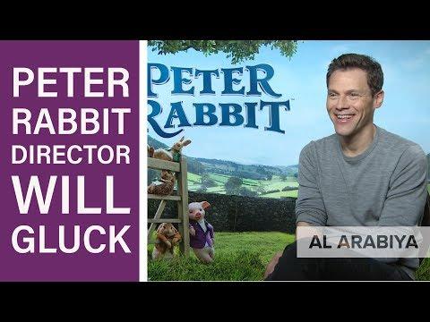 Peter Rabbit director Will Gluck talks Daisy Ridley, James Corden and Domhnall Gleeson