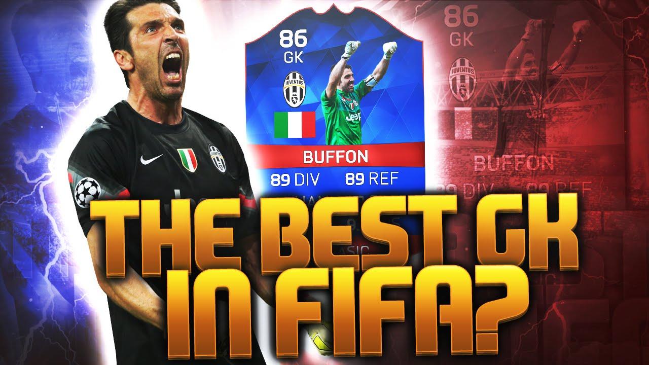 47bb66b8c THE BEST GOALKEEPER IN FIFA    RECORD BREAKER BUFFON FIFA 16 ...