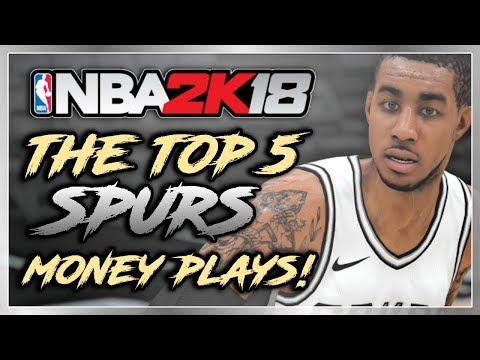 Updated Raptors Money Plays In NBA 2K19 Pt 1 | Double Screens, Open