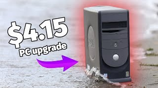 Make Use Of Your Old Computer! | Upgrades & Windows XP Gaming