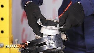 Wie LANCIA GAMMA Bremsbelagsatz Scheibenbremse austauschen - Video-Tutorial