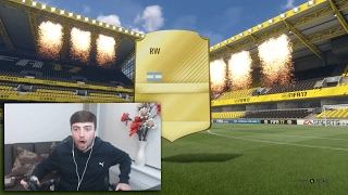FIFA 17 | MY BEST PACK OPENING | INSANE OTW, MOTM, TOTW AND WALKOUT PLAYERS IN PACK