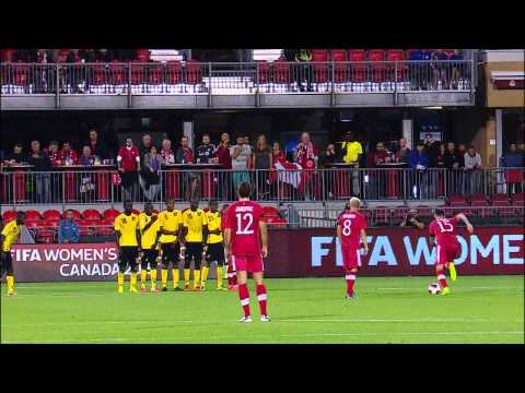 Match Highlights: Canada MNT 31 Jamaica