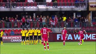 Match Highlights: Canada MNT 3-1 Jamaica