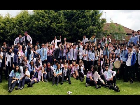 Hall Green Secondary School - Year 11 Leavers Day [2011- 16]