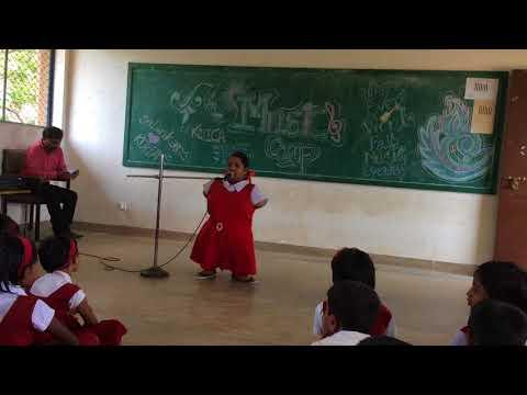 Baby(Justin Bieber) - V/Rambaikulam Girls' Maha Vidyalayam Student Solo