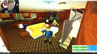 🔴Roblox🔴//🔥Playing BloxBurg🔥//⭐ Watch Me Finish My 2 Story Home!⭐//👍Sub Goal 780👍