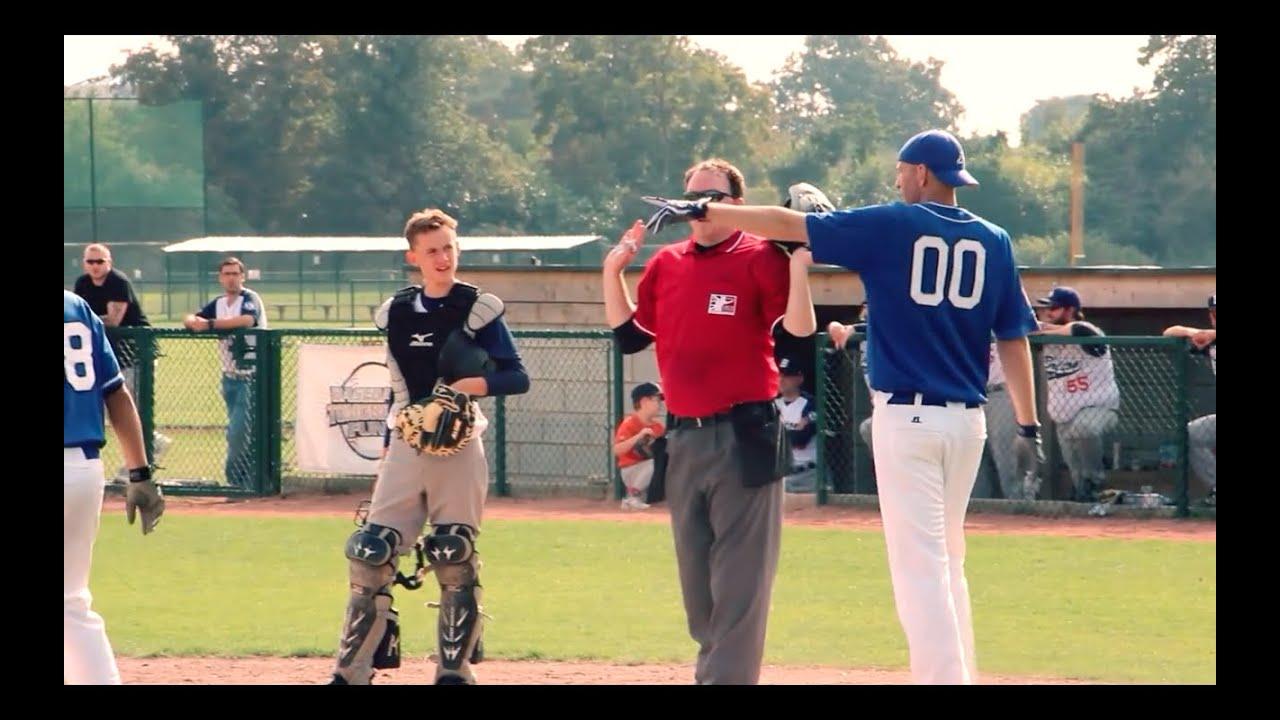 sheffield bladerunners baseball club youtube