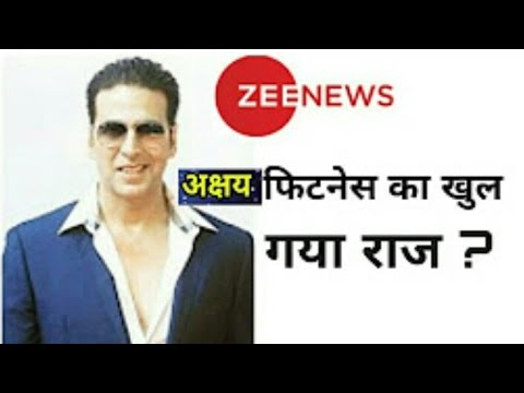 DNA: Program in exclusive interview akshay kumar, about fitness