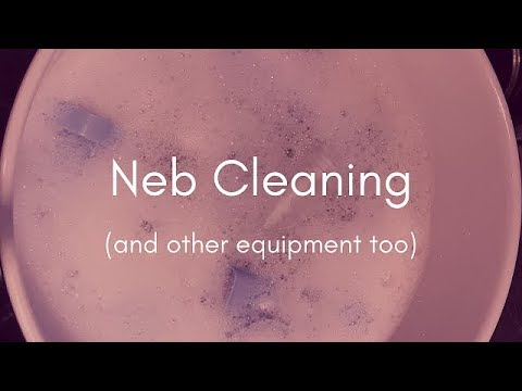 MEDICAL EQUIPMENT CLEANING | Chad Riedy