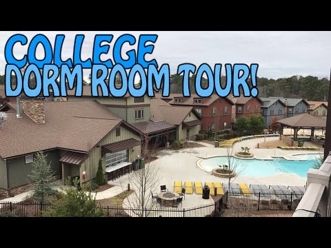 College Dorm Tour! | Kennesaw State University
