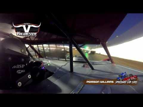 #2 Pearson Williams - #Grinch40 Xtream Dirtcar Series - 12-7-19 Volunteer Speedway - In-Car Camera