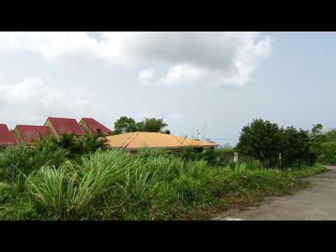 Balade à Morne Rouge en Martinique