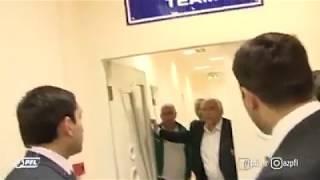 """Ağasəlim Mircavadov: """"Pley-offda udan komandanı biz təbrik eləmirik""""! (2010)"""