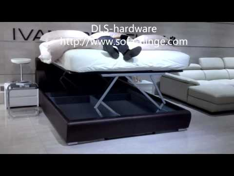 Popular 2016 Hot Sell Bedroom Furniture Lift Up Bed