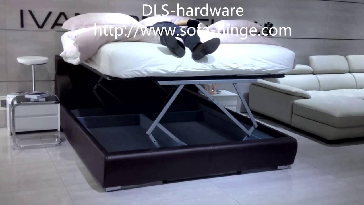 769765742ee0 popular 2016 hot sell bedroom furniture lift up bed mechanism hardware