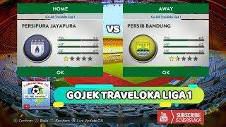 LIVE STREAMING Persipura Jayapura VS Persib Bandung