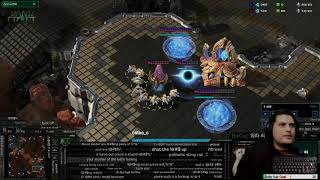 StarCraft 2 LOTV PVP My Special Sewer Build Explained