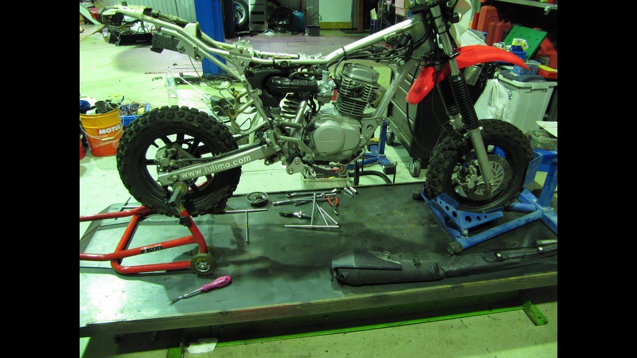 Crfs Only Honda Crf100 Bbr 120cc Big Bore Kit Product Xr100 Wiring Diagram Xr 100 Diagrams Schemes