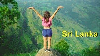 Pierduti in muntii din Sri Lanka