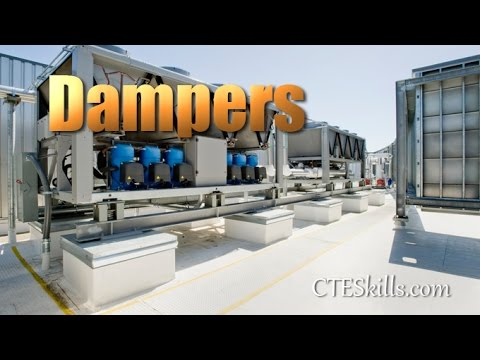 HVAC - Damper for Zone Systems