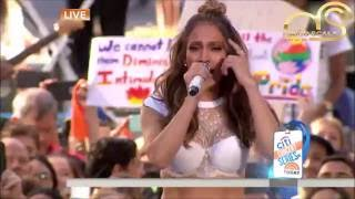 Gambar cover Mario Scava presenta: Jennifer Lopez – Love Make The World Go Round