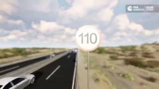 Подрядчик трассы #Таврида показал, какими будут автоподходы к трассе