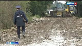 Полицейские обеспечивают сохранность имущества граждан в зоне подтопления
