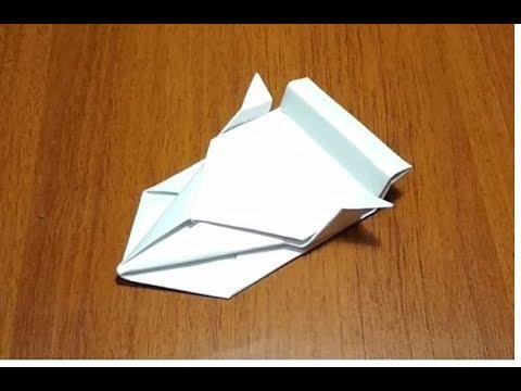 Как сделать из бумаги машинку оригами