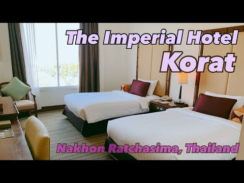 Review The Imperial Hotel and Convention Centre Korat Executive Room   2020  