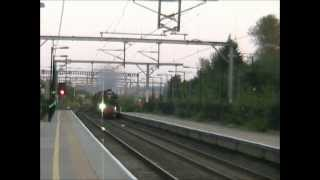 60163 'Tornado' speeds through Tring (26/07/12) Thumbnail