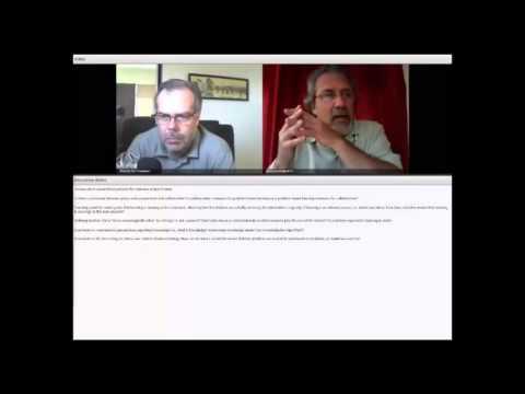 EDUC4703 VidClip 9.0 Conversation with Francois Desjardins