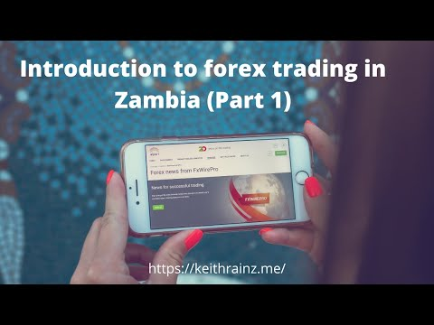 How to start forex trading in Zambia | for beginners - step by step