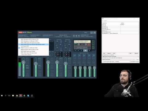 How to use a Soundboard with Skype using Voice Meeter (no external device)