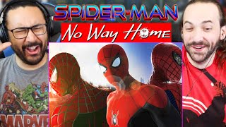 SPIDER-MAN NO WAY HOME LEAKS! How Villains Are Alive Again - REACTION!! (Tobey Maguire)