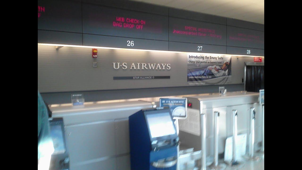 Philadelphia International Airport Terminal A Gate 7 To