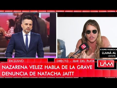Los ángeles de la mañana - Programa 10/01/19 - Nazarena Vélez
