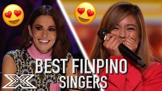 BEST Filipino Singers On The X Factor | X Factor Global
