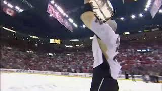 2009 Game 7, Penguins at Red Wings