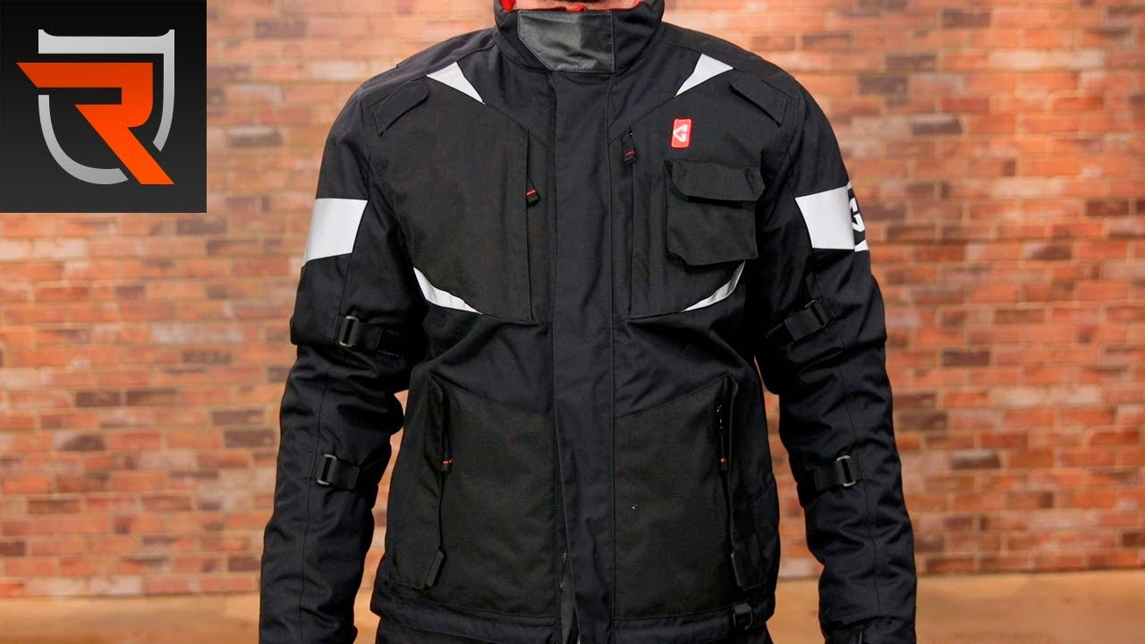 Gerbing Ex Pro Heated Motorcycle Jacket And Pant Product Spotlight