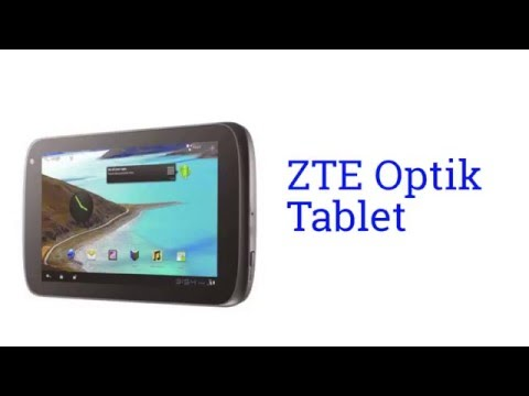 ZTE Optik Videos Meet Gadget