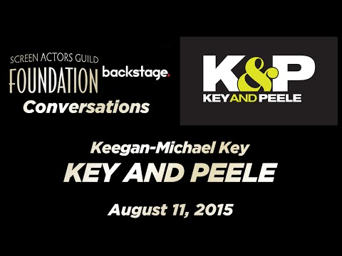 Conversations with Keegan-Michael Key of KEY AND PEELE