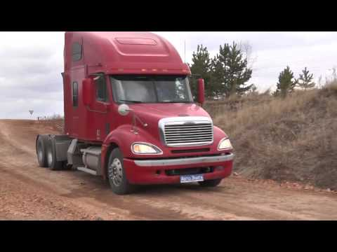 Тест-драйв Freightliner