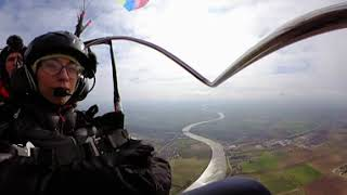 видео: Virtual Reality 360 Paramotor Paragliding Tandem Experience