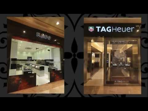 UB City Walkthrough (India's First Luxury Mall)