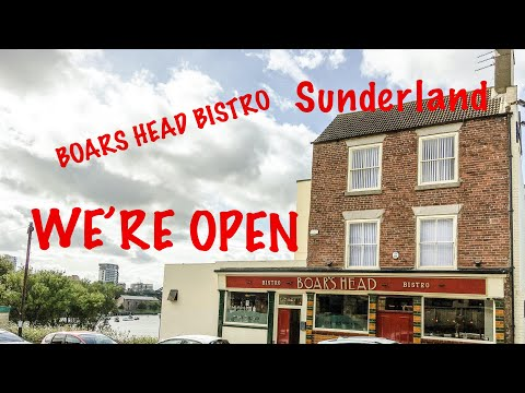 Boars Head Bistro Sunderland East End