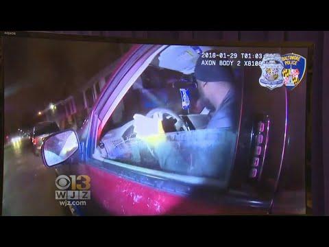Police: Man Killed After Pulling Gun On Baltimore Officer